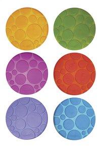 Munchkin Ronds antidérapants pour le bain Grippy Dots - 6 pièces