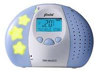 Alecto Babyphone DBX-88 ECO-Vue du haut