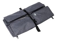 doomoo basics Sac à langer Baby Travel gris anthracite chiné-Détail de l'article