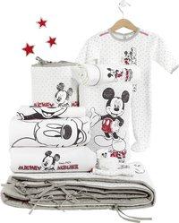 Drap pour berceau ou parc Mickey coton-Image 1