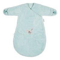Dreambee Sac de couchage d'hiver Nino soft fleece menthe 60 cm-Avant