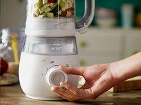 Philips AVENT Stoomkoker-mixer SCF875/02 4-in-1-Afbeelding 2