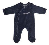 Dreambee Pyjama Essentials vliegertje marineblauw-Vooraanzicht