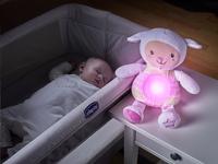 Chicco Peluche pour dormir Mouton rose-Image 2