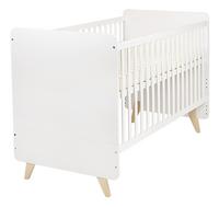 Quax Chambre de bébé 3 pièces avec armoire 2 portes Loft-Détail de l'article