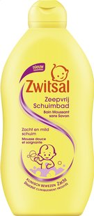 Zwitsal Bain moussant sans savon 400 ml