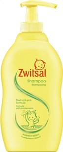 Zwitsal Shampoing 400 ml