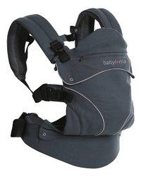 Babylonia Porte-bébé combiné Flexia deep grey