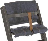 Treppy Chaise haute gris-Détail de l'article