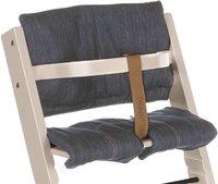 Treppy Chaise haute taupe-Détail de l'article