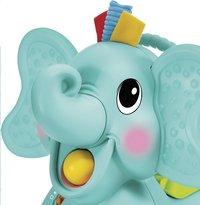 Infantino Loopwagen Sensory 3 in 1 Ride On Elephant blauw/groen-Artikeldetail