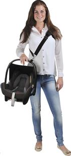 Dooky Draagriem Carrier voor draagbare autostoel-Afbeelding 3