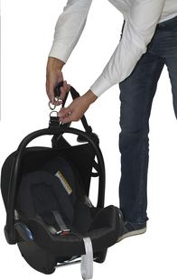 Dooky Draagriem Carrier voor draagbare autostoel-Afbeelding 2