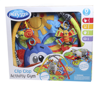 Playgro Tapis de jeu Clip clop Activity Gym-Avant