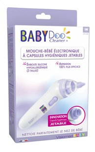 Visiomed Elektrische neusreiniger Babydoo MX-ONE-Vooraanzicht