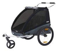 Thule Fietskar Coaster 2 XT Black-commercieel beeld