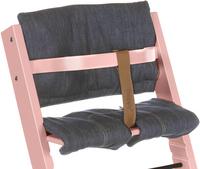 Treppy Chaise haute rose-Détail de l'article