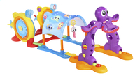 Little Tikes Centre de jeu Lil' Ocean Explorers 3-in-1 Adventure Course-commercieel beeld