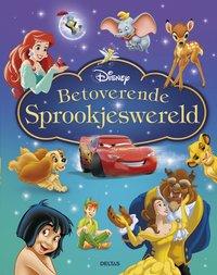 Livre Disney Betoverende Sprookjeswereld NL