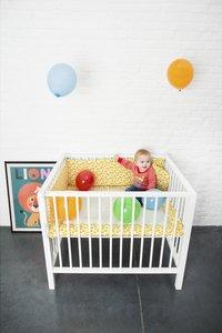 Trixie Parklegger Balloon Yellow geel-Afbeelding 2