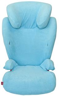 Isi Mini Housse d'été pour groupe 2/3 tissu-éponge turquoise