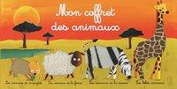 Livre Mon coffret des animaux
