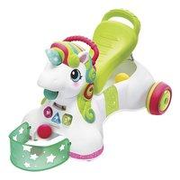 Infantino Loopwagen Sensory 3 in 1 Ride On Unicorn-Vooraanzicht