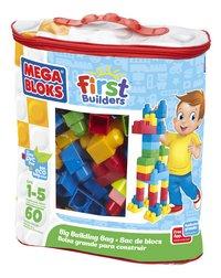 Mega Bloks Speelset First Builders Big Building Bag-Rechterzijde