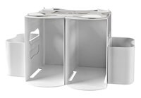 Prince Lionheart Boîte de rangement pour langes Diaper Depot - 2 pièces-Détail de l'article