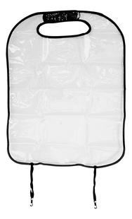 Protège-siège transparent