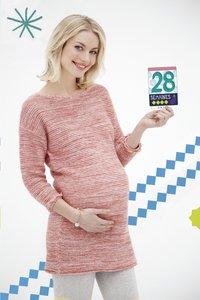 Milestone Pregnancy Cards FR-Afbeelding 1