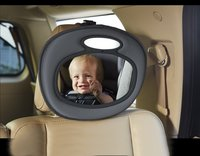 Munchkin Autospiegel Day & Night Musical mirror zwart-Afbeelding 2