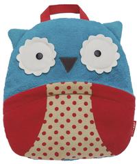 Skip*Hop Couverture de voyage/coussin Zoo Owl