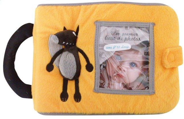 Image pour Livre en tissu Mijn eerste fotoboekje met Wolfie à partir de Dreambaby