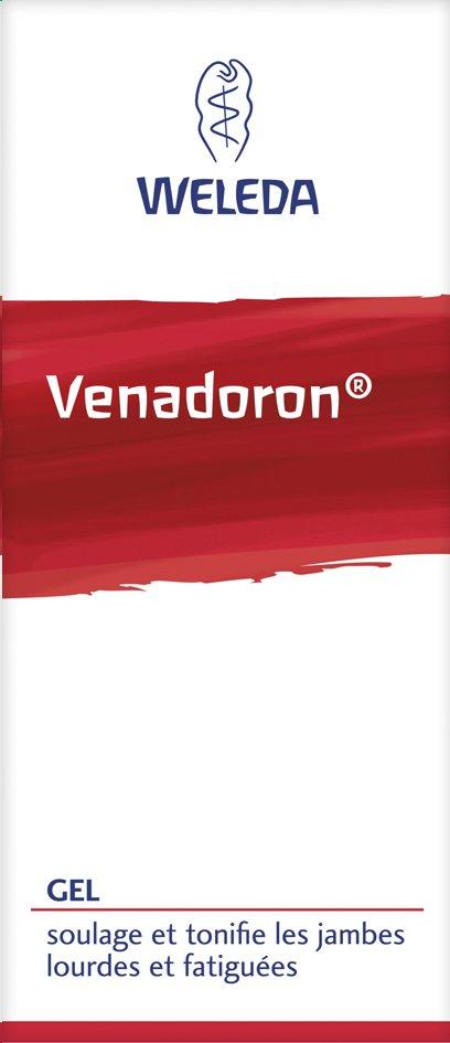 Image pour Weleda Gel pour jambes lourdes Venadoron 100 ml à partir de Dreambaby