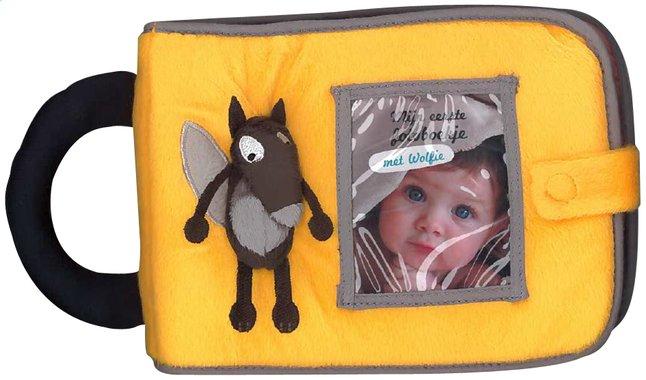 Afbeelding van Fotoalbum Mijn eerste fotoboekje met Wolfie from Dreambaby