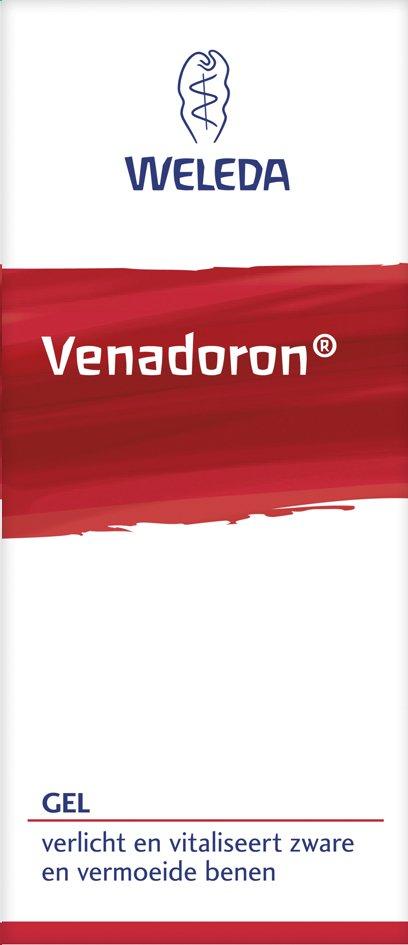 Afbeelding van Weleda Gel voor zware benen Venadoron 100 ml from Dreambaby