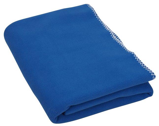 Afbeelding van Dreambee Deken voor bed Essentials blauw fleece from Dreambaby