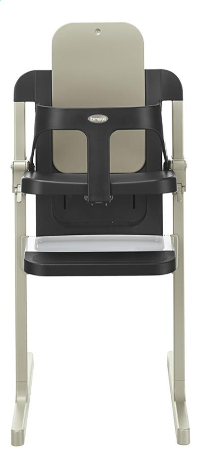 Image pour Brevi Chaise évolutive Slex Evo gris foncé à partir de Dreambaby