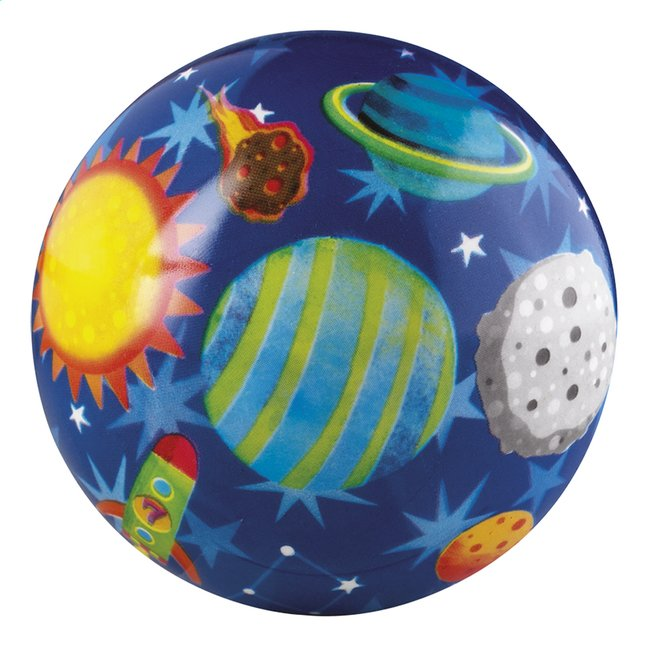 Image pour Crocodile Creek Balle en caoutchouc Solar System 10 cm à partir de Dreambaby