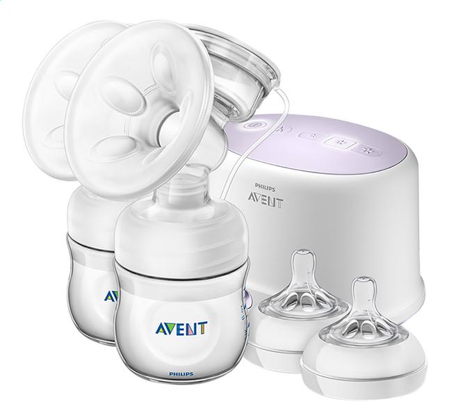 Image pour Philips AVENT Tire-lait électrique double pompage Ultra comfort à partir de Dreambaby