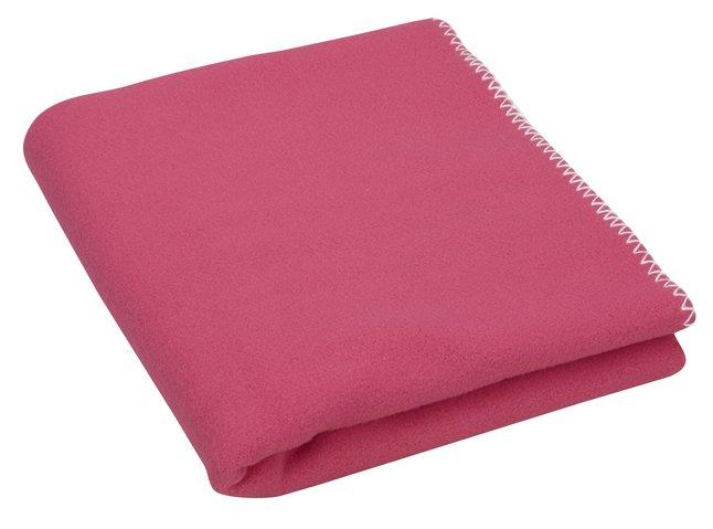 Afbeelding van Dreambee Deken voor bed Essentials fuchsia fleece from Dreambaby