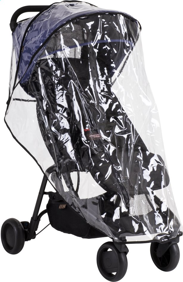 Afbeelding van Mountain Buggy Regenhoes en muggennet Nano² from Dreambaby