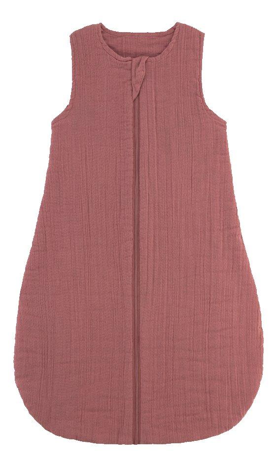 Lässig Sac de couchage d'été rose 80 cm