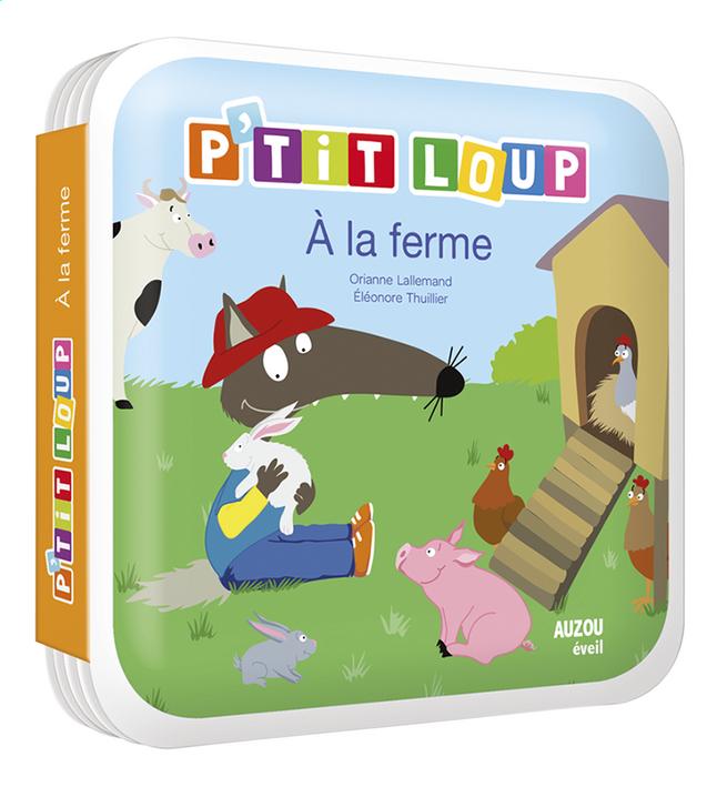 Badboekje P'tit Loup à la ferme