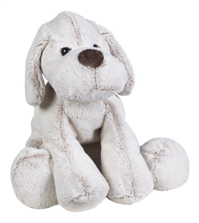 Peluche chien 22 cm