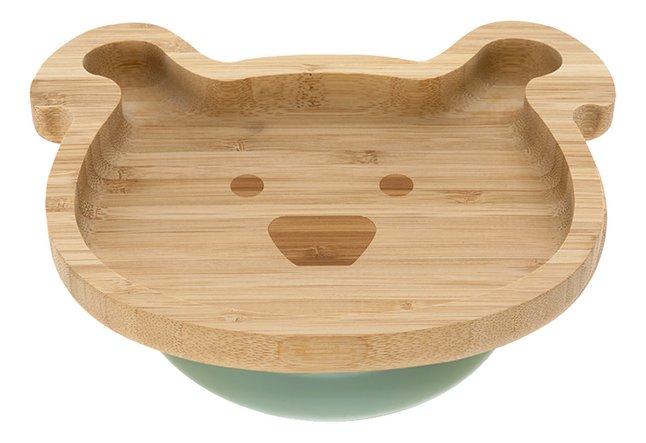Image pour Lässig Assiette Little Chums chien menthe à partir de Dreambaby