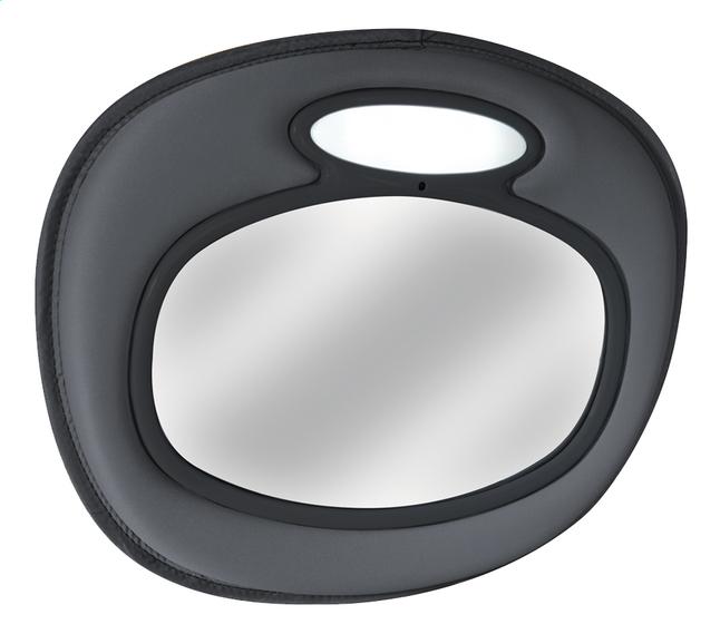 Afbeelding van Munchkin Autospiegel Day & Night Musical mirror zwart from Dreambaby