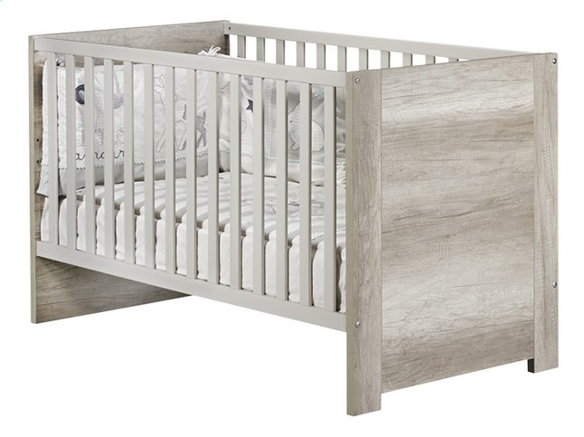 Image Pour Sauthon Lit évolutif Little Big Bed Emmy 140 X 70 Cm à Partir De