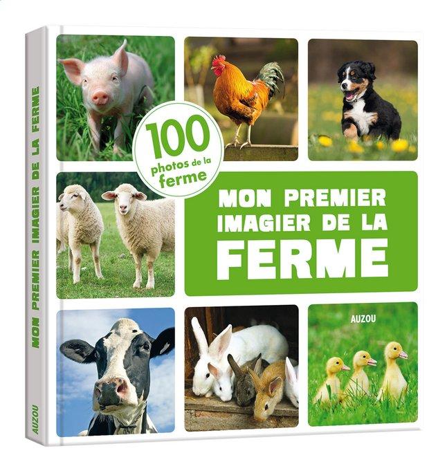Babyboek Mon premier imagier de la ferme